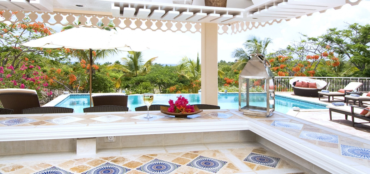 Villa Jardin Creole 2 Bedroom # Ocean View | Located in Stunning ...