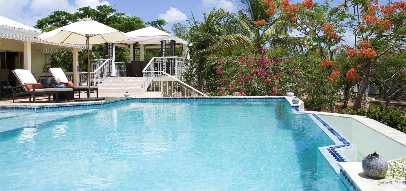 Villa Jardin Creole 4 Bedroom 😎 Near Ocean 🌅 Located in Wonderful ...