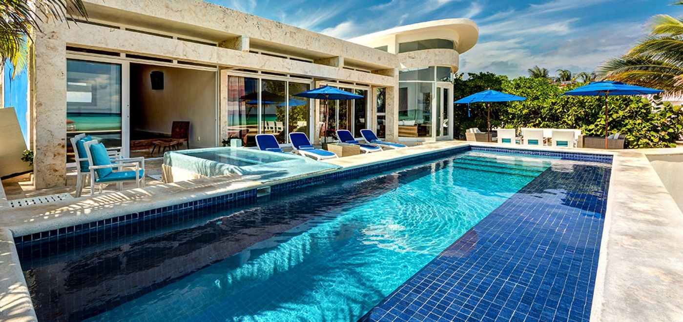Home Mexico Mayan Riviera Beach House Front Located In Stunning Playa Del Carmen With Private Pool